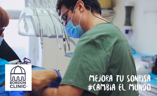 injerto de encía para encías retraídas - retracción de encías - Dr. Javier de la Cruz - Clínica dental Madrid centro BORDONCLINIC