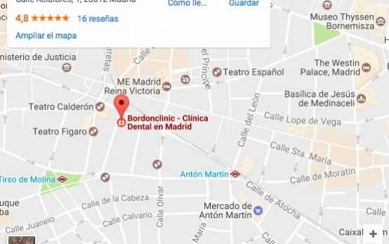 clínica bordonlinic
