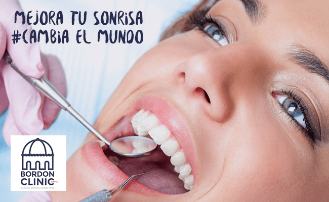 periodoncia antes de una ortodoncia Clínica dental Madrid Bordonclinic