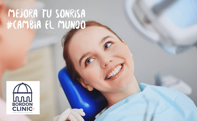 Primera visita dentista Clínica dental Madrid Bordonclinic