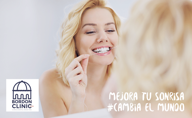 cuidados de implantes dentales Clinica dental Madrid Bordonclinic