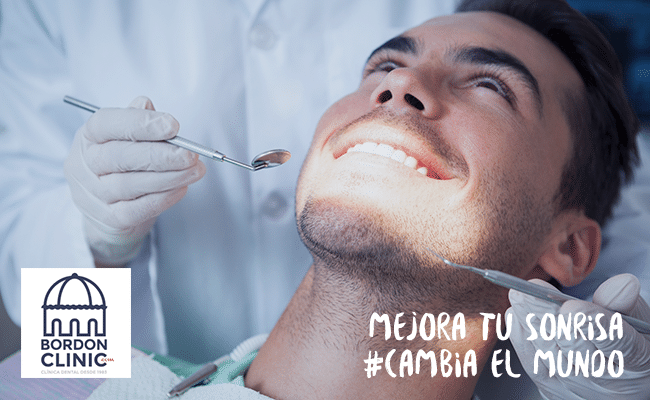 implantes de carga inmediata Clinica Dental en Madrid Bordonclinic