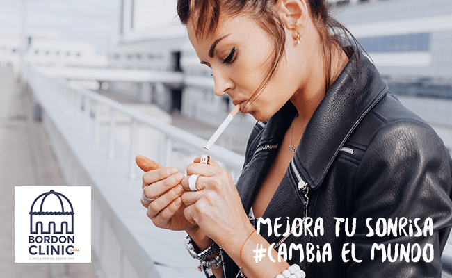 tabaco y periodontitis Blog Clinica Dental Madrid Bordonclinic