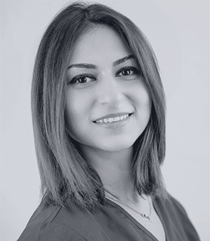 Dra. Lina Haroyan - odontóloga dentista Madrid - Clínica dental Madrid centro Bordonclinic
