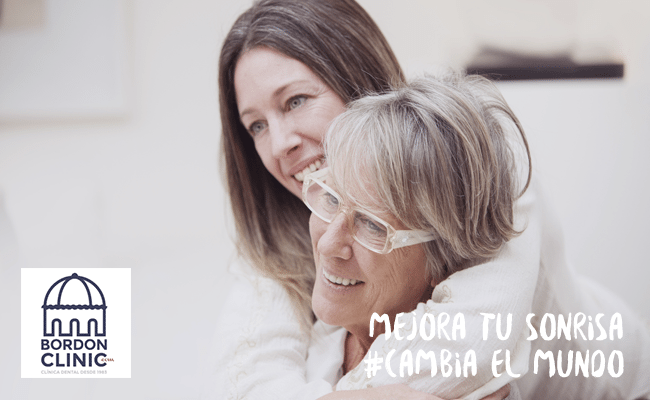 salud bucodental en mujeres BORDONCLINIC