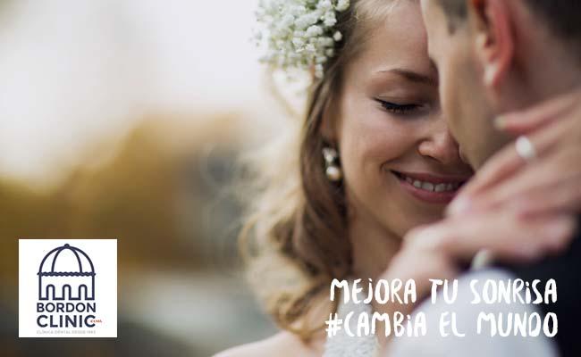 tratamientos novias - tratamientos dentales bodas - Clinica Dental Madrid Bordonclinic