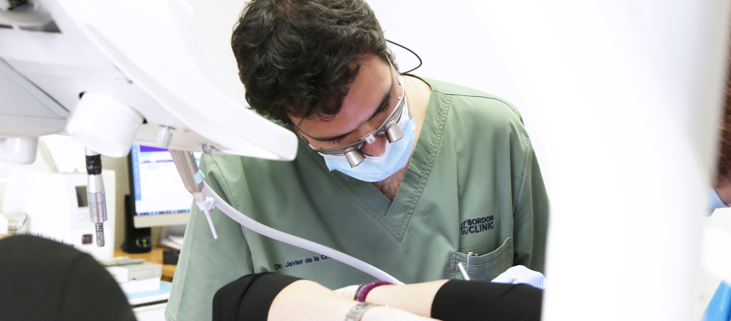 Dr. Javier de la Cruz Dentistas Madrid Clinica dental en Madrid