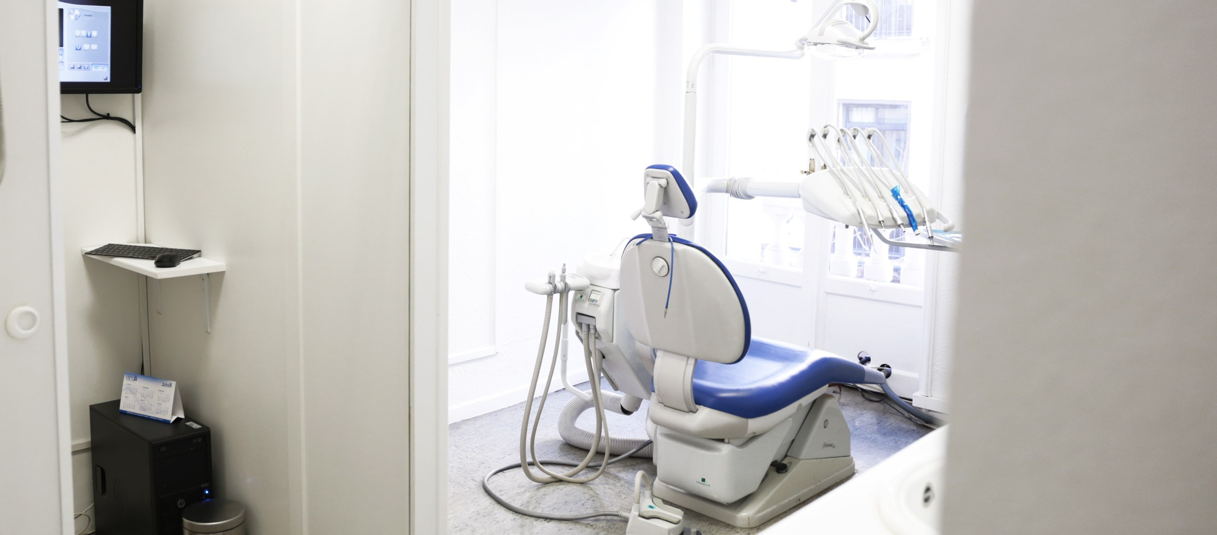 instalaciones clínica dental Madrid centro BORDONCLINIC