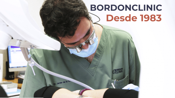 Clínica dental Madrid - Dentista Madrid - Bordonclinic
