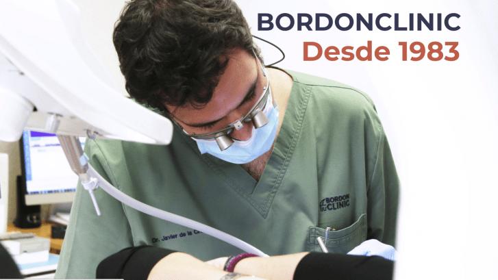 Clínica Dental Madrid Centro - Dentista - BordonClinic - 1ª Cita Gratuita