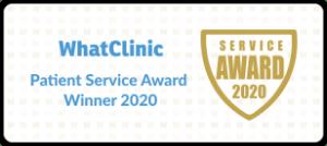 whatclinic award 2020